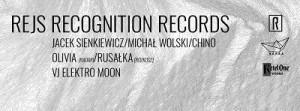 Rejs Recognition Records with Jacek Sienkiewcz & Michał Wolski