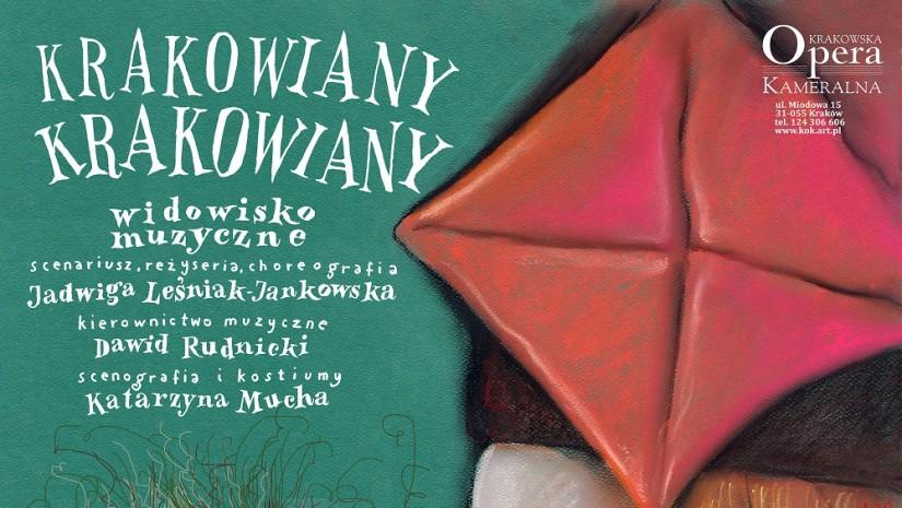 Krakowiany - plakat - kopia
