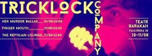 Teatr Barakah - Tricklock Company__grafika