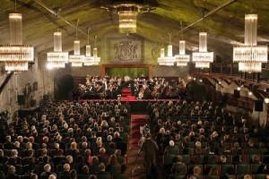 Henryk Mikołaj Górecki - koncert w Kopalni Soli w Wieliczce