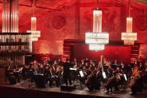 Na zdj. Orkiestra Opery Krakowskiej pod dyrekcją Tomasza Tokarczyka. Fot. Jacek Jarczok
