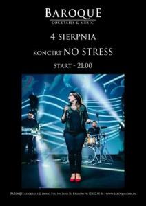 Koncert No Stress w BAROQUE