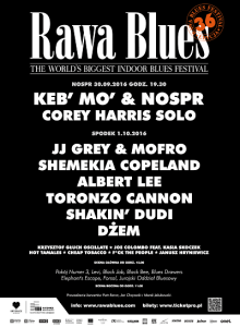 36. Rawa Blues Festival