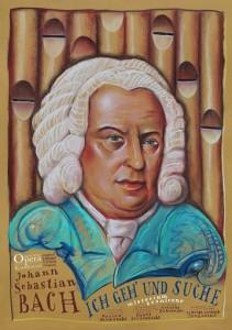 "Johann Sebastian Bach ""Ich geh' und suche"""
