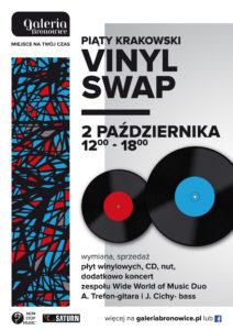 5-vinyl-swap-w-galerii-bronowice-plakat