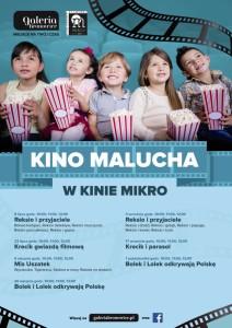 Kino Malucha w Galerii Bronowice