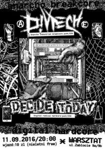 Digital hardcore punk w Klubie Warsztat