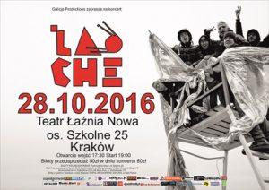 LAO CHE w Krakowie