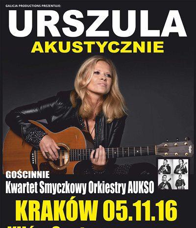 Urszula Akustycznie w Kijów Centrum