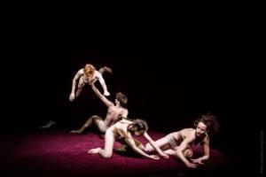 fot. K. Machniewicz; Krakowski Teatr Tańca