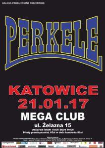 Perkele - nowy koncert Galicja Productions