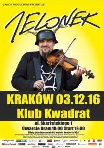 Show Jelonka w Krakowie!
