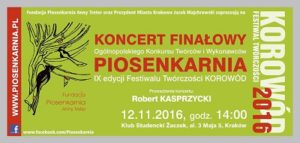 IX Festiwal Twórczości Korowód