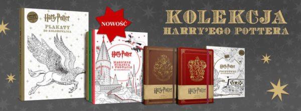 Kulturatka Dzieciom Harry Potter Do Kolorowania
