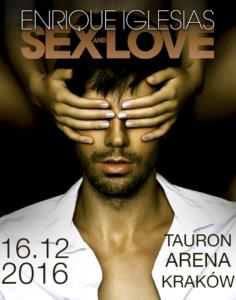 enrique_iglesias_16-12-2016_tauron_arena_krakow_poster