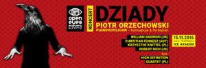 Muzyczne DZIADY w ICE Kraków