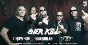 Overkill w Krakowie