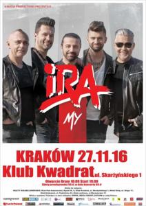 Clodie i IRA w Krakowie