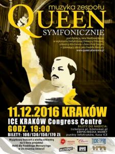 QUEEN SYMFONICZNIE w ICE Kraków
