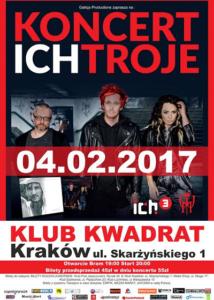 Ich Troje w Krakowie