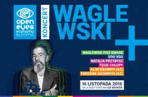 Waglewski w Krakowie