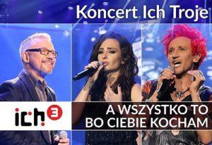 Koncert Ich Troje w Krakowie