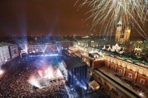 Sylwester w Krakowie 2016 – informacje organizacyjne