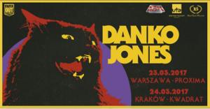 Dwa klubowe koncerty Danko Jones
