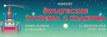 Świąteczne Życzenia z Krakowa