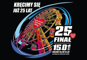 25. Finał Wielkiej Orkiestry Świątecznej Pomocy w Krakowie