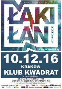 Łąki Łan w Krakowie - poznajcie support Brodacze live act