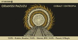 Oranssi Pazuzu: Trzy koncerty w Polsce