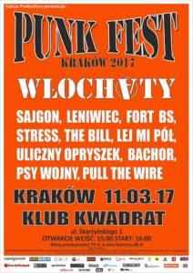PUNK FEST 2017 Kraków