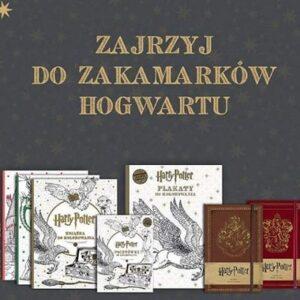 Kolekcja Harry Potter do Malowania - recenzja