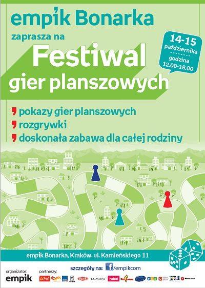 Festiwal Gier Planszowych Edycja Jesienna 14 15 Oraz 21