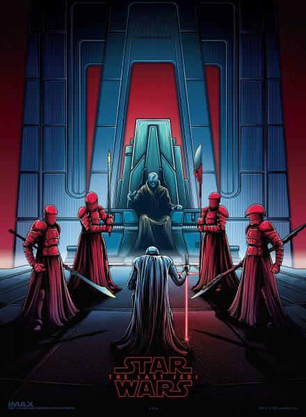Kolekcjonerskie Plakaty Gwiezdne Wojny Ostatni Jedi W