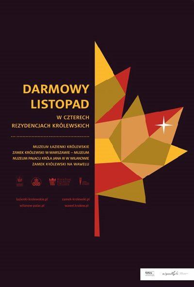 Darmowy Listopad Na Wawelu Kulturatkapl Wydarzenia