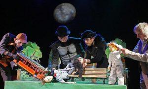 Mistrz i Małgorzata - Teatr Groteska