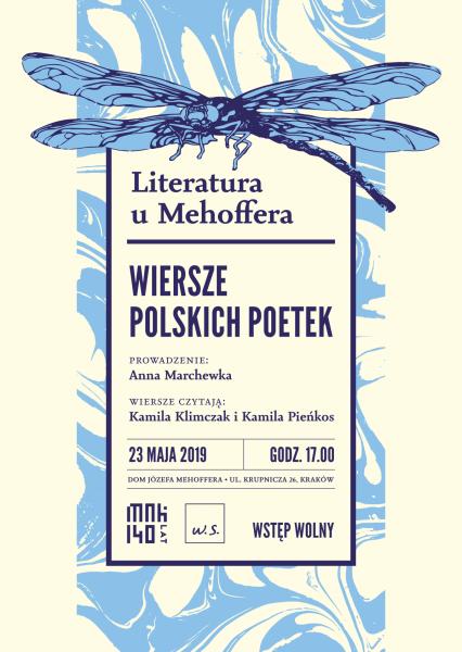 Literatura U Mehoffera Wiersze Polskich Poetek Kulturatka