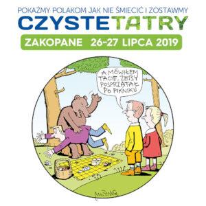 Czyste Tatry 2019